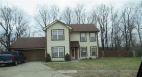 3823 West 45th Terrace Indianapolis, IN 46228