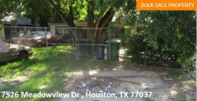 Texas Investment Portfolio - 3 Properties Houston, TX 77037