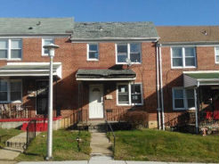 2509 N Rosedale St Baltimore, MD 21216