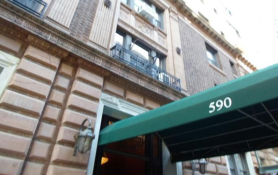 590 WEST END AVENUE 5F New York, NY 10024